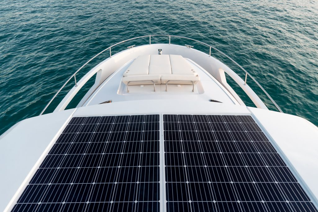 Paneles solares Greenline 45 Fly